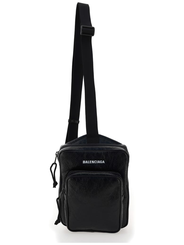 Balenciaga Crossbody Bag - Black