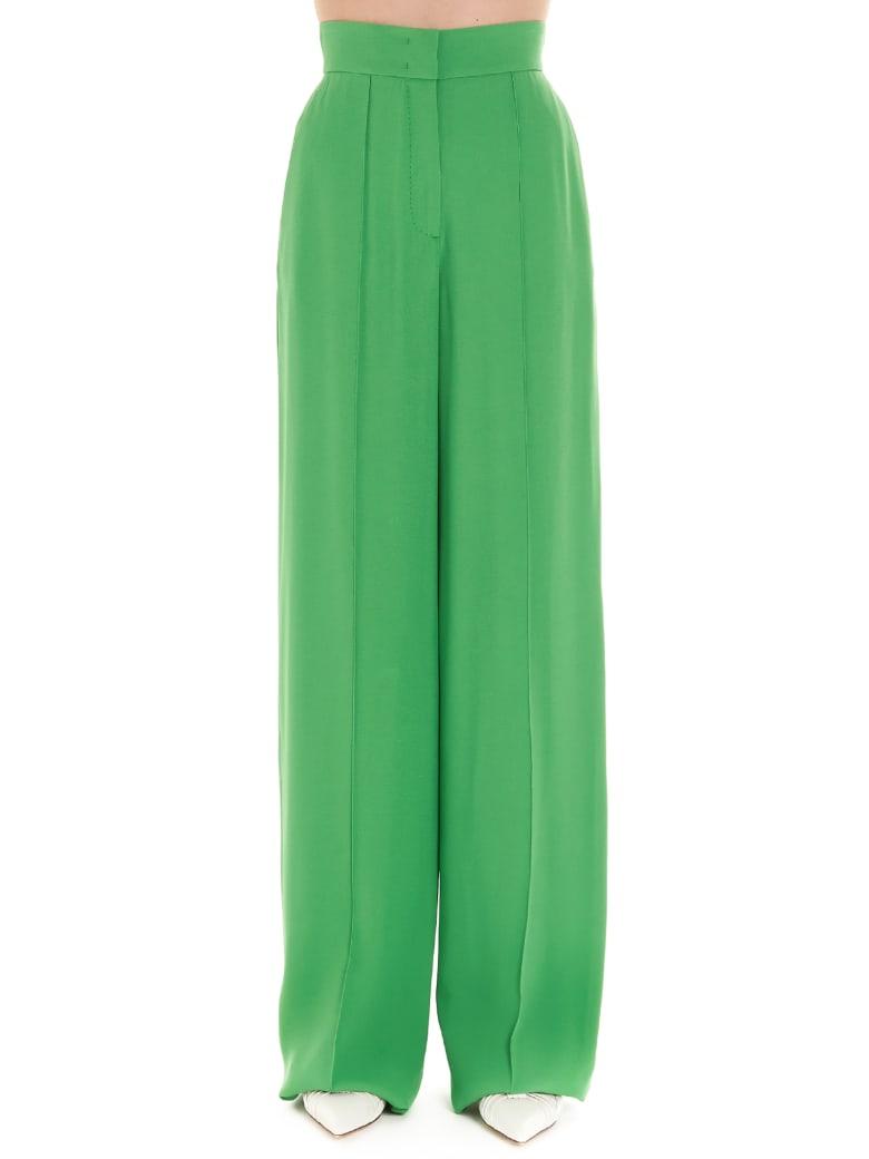 Sara Battaglia Pants - Green