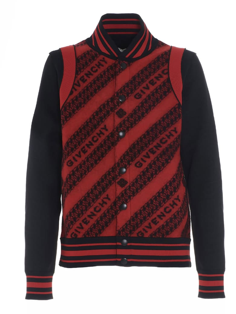 Givenchy Jacket - Rosso
