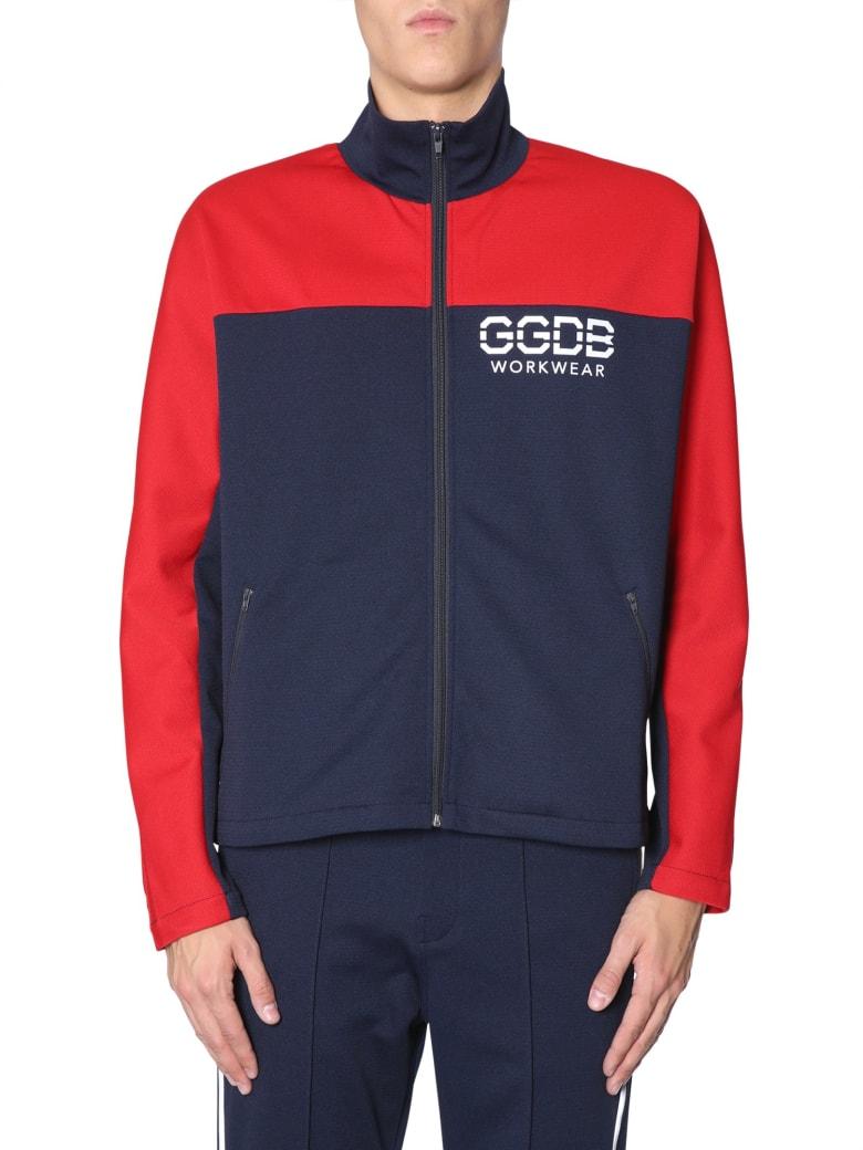 Golden Goose Michael Sweatshirt - BLU
