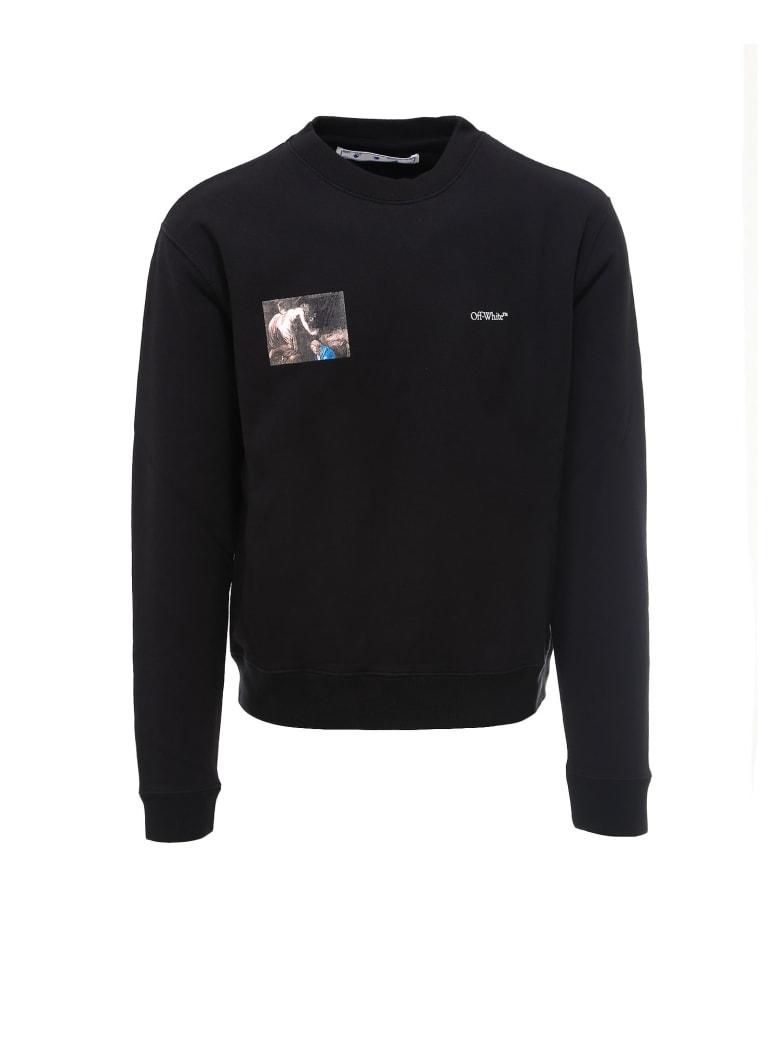 Off-White Sweatshirt - Nero