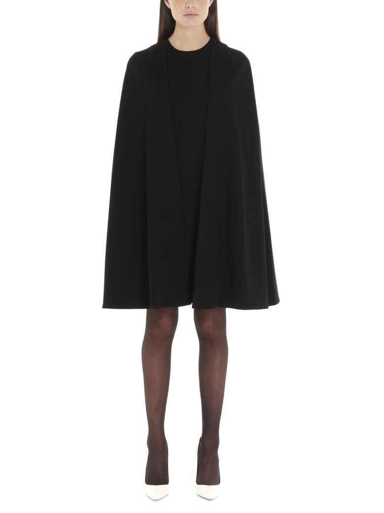 Sara Battaglia Dress - Black