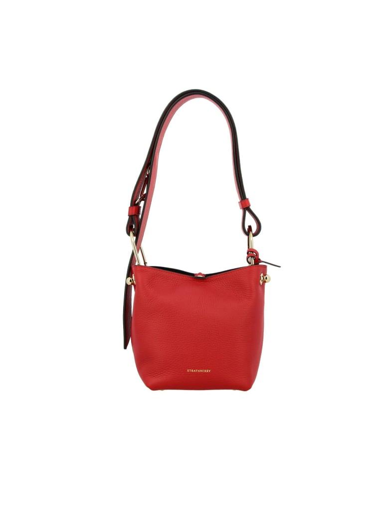 Strathberry Mini Bag Shoulder Bag Women Strathberry - red