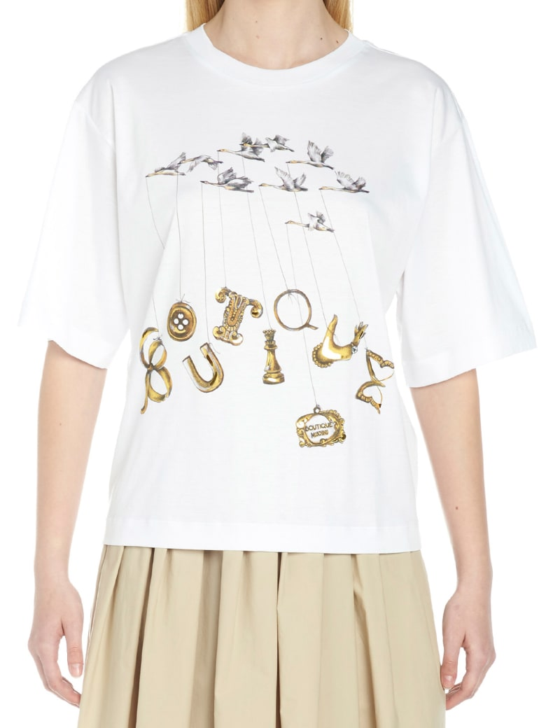 Boutique Moschino T-shirt - White
