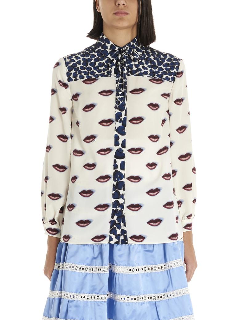 Prada 'lipstick' Shirt - Multicolor