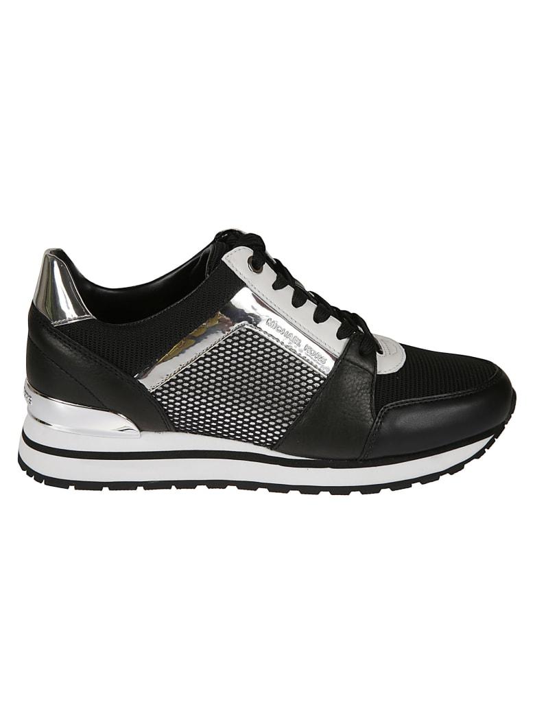 Michael Kors Billie Sneakers - Black/Silver