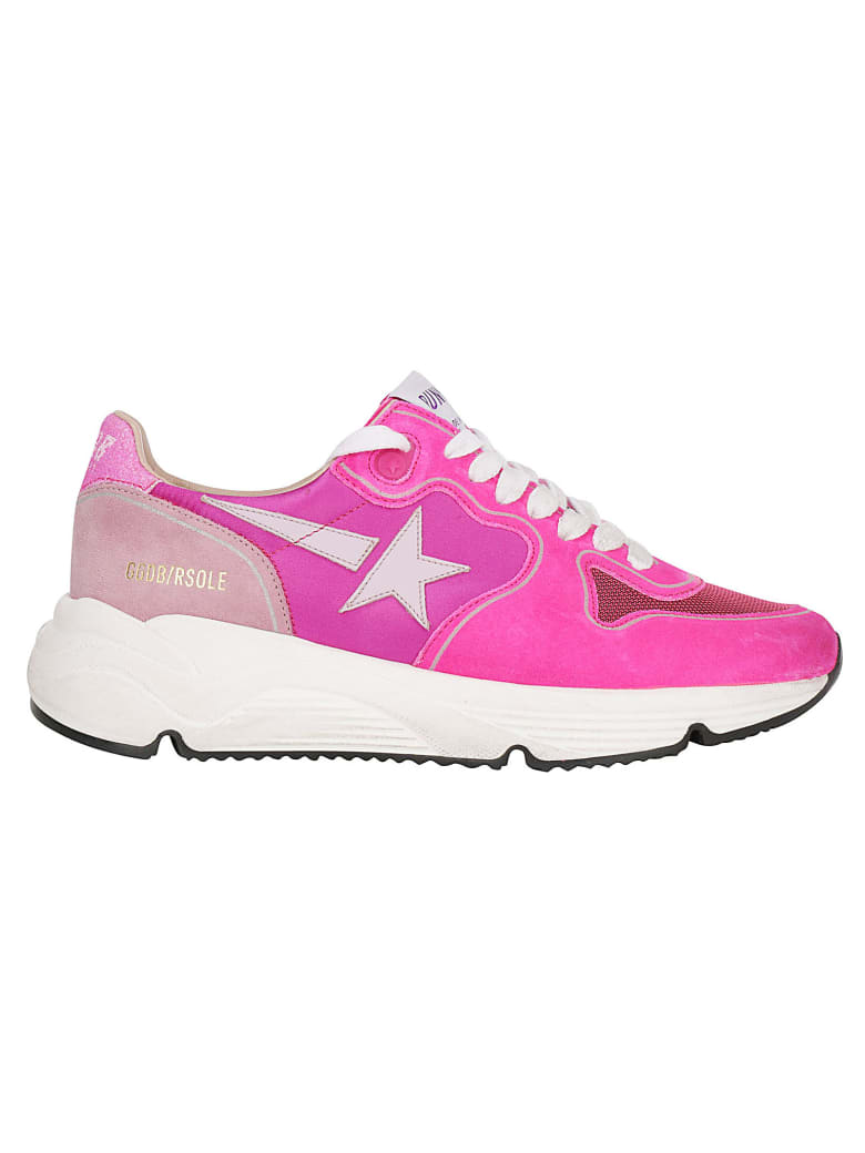 Golden Goose Sneakers - Fuxia/pink star