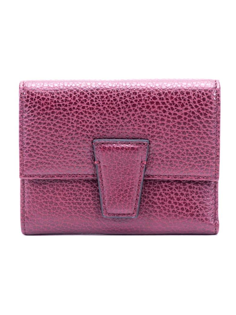 Gianni Chiarini Leather Wallet - MERLOT