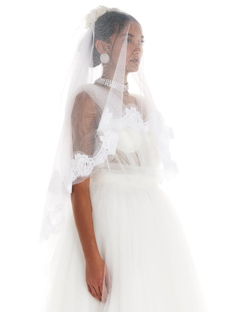 Dolce & Gabbana Veil - White