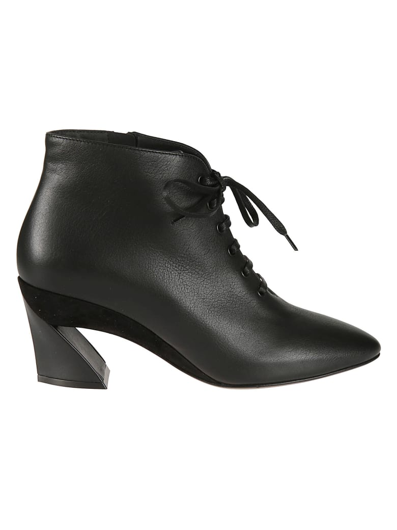 Salvatore Ferragamo Antila Lace-up Boots