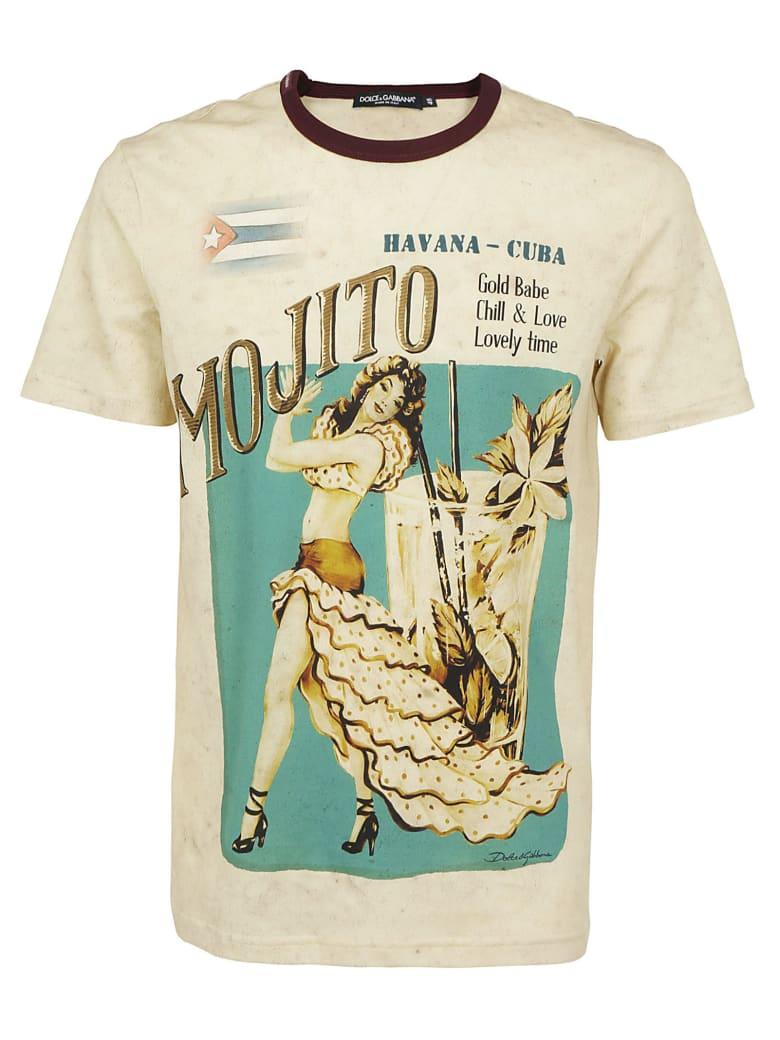 Dolce & Gabbana T-shirt - Multi