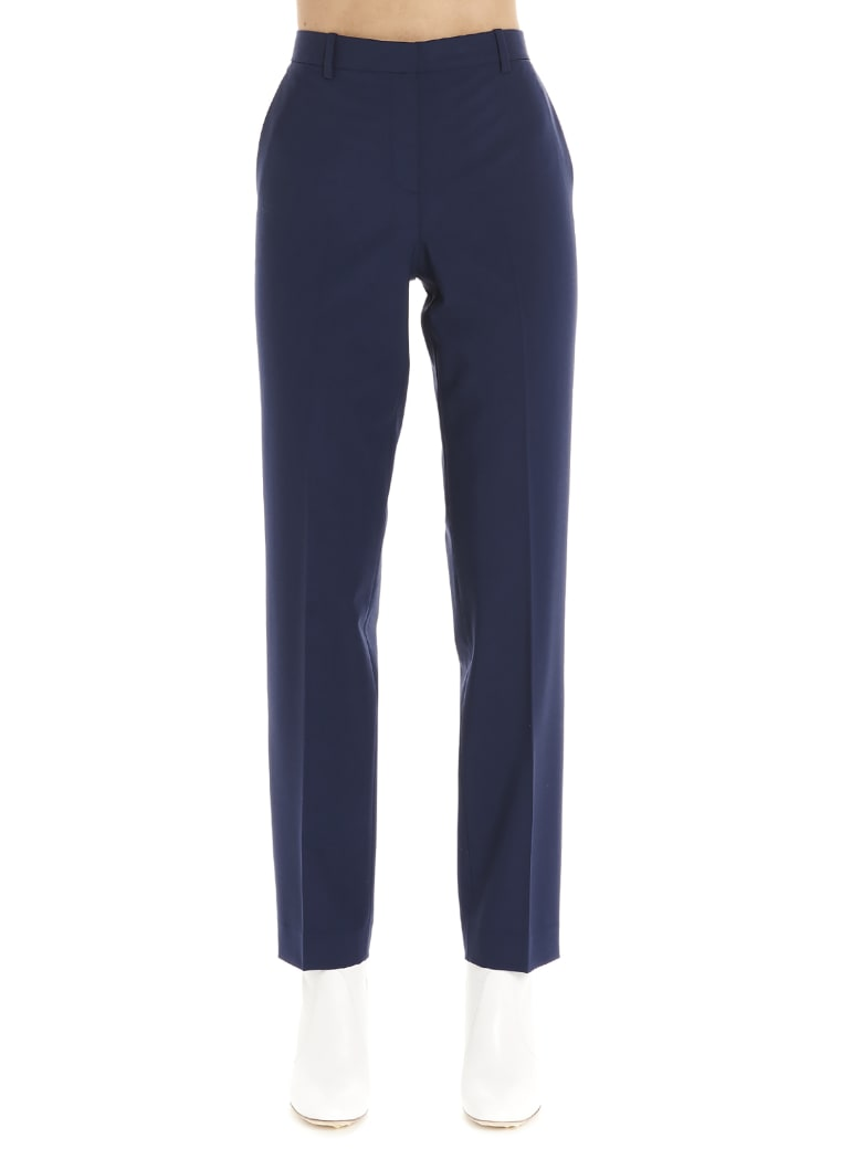 Theory 'tailored' Pants - Blue
