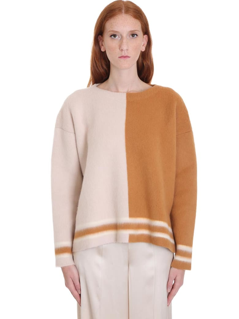 Jil Sander Knitwear In Multicolor Wool - multicolor