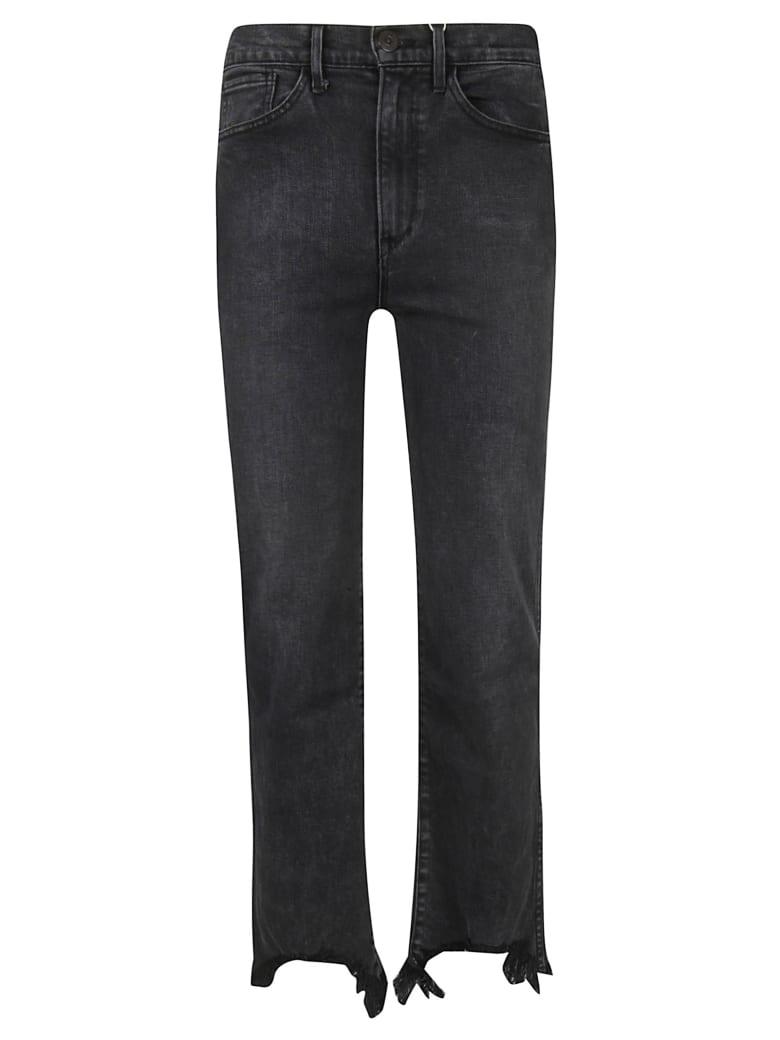 3x1 Austin Crop Jeans - Black