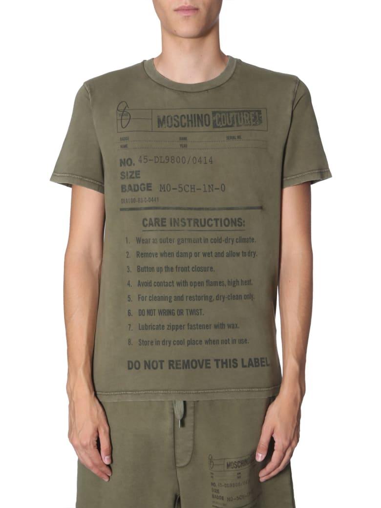 Camo Label 2 T shirt