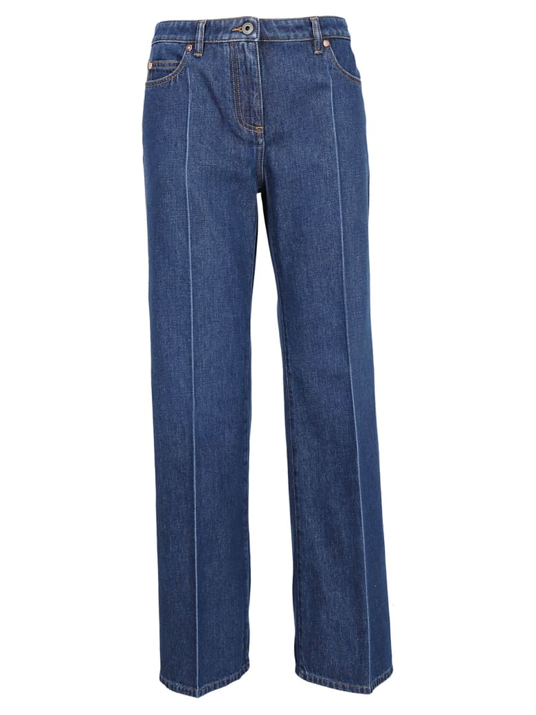 Valentino Jeans - Medium blue denim