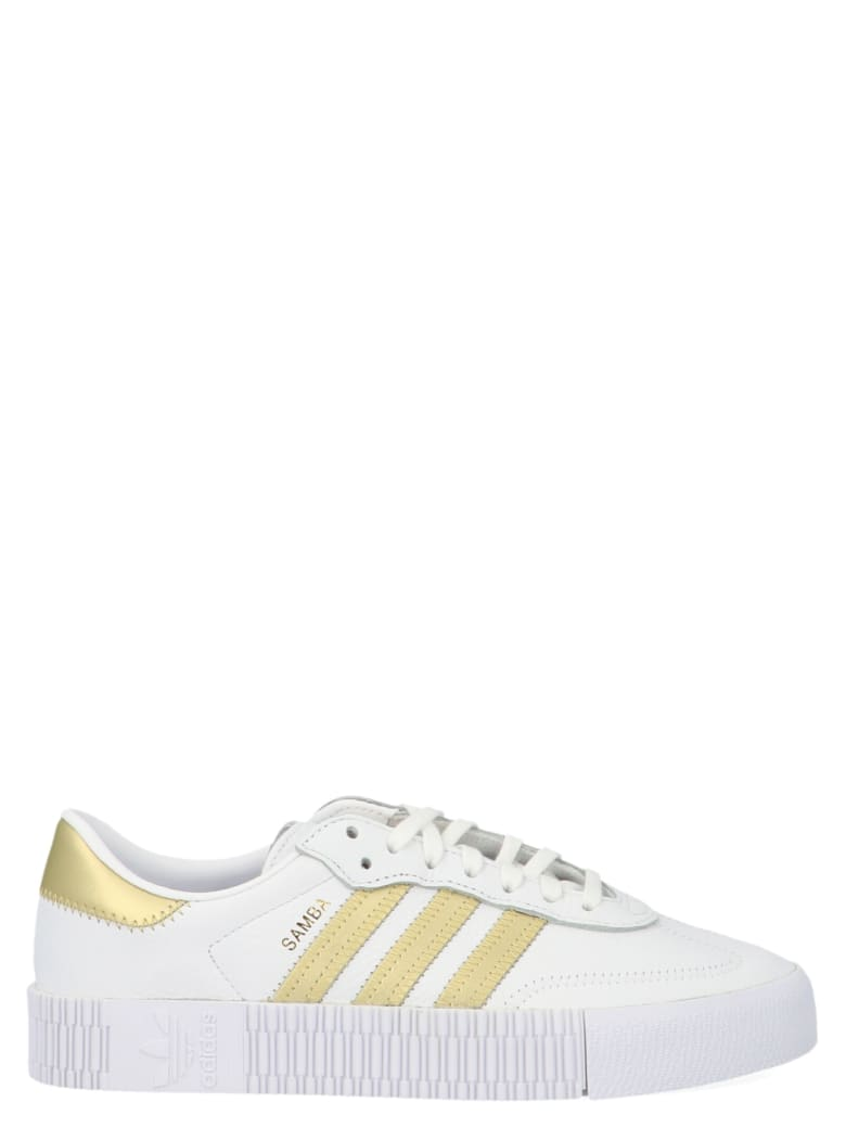 Adidas Originals 'sambarose' Shoes - White