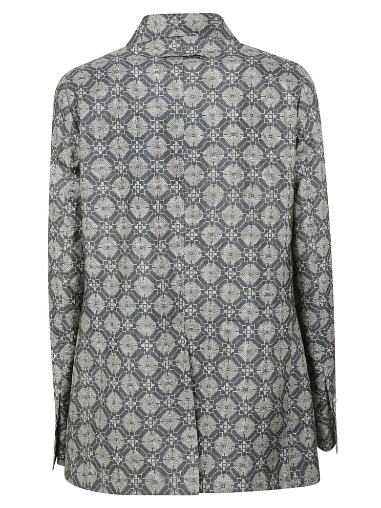 Ibrigu Double Breasted Jacket - Black