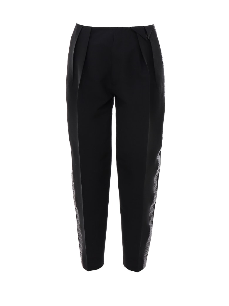 Bottega Veneta Scuba Suiting Pants - Black