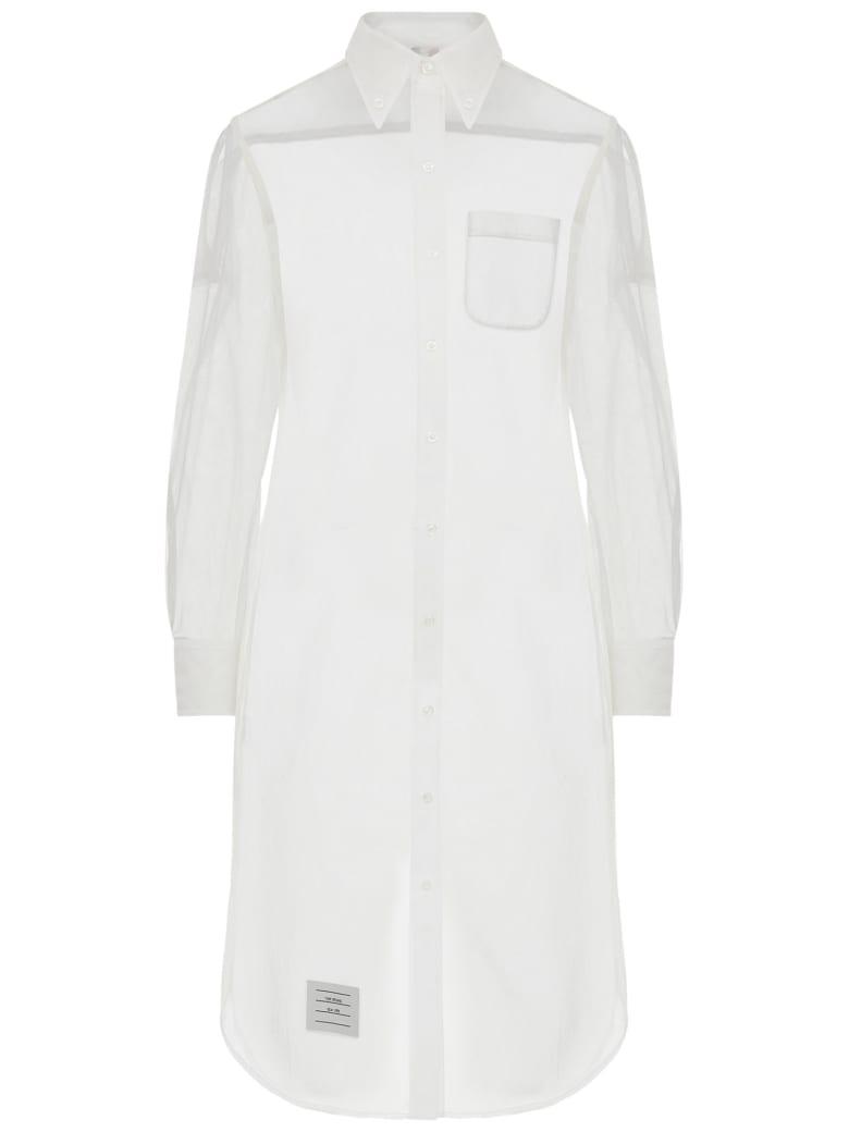 Thom Browne Dress - White