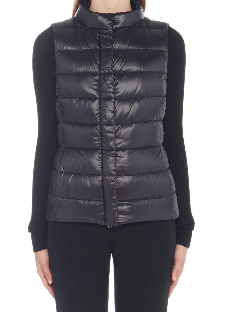 Herno 'giulia' Vest - Black