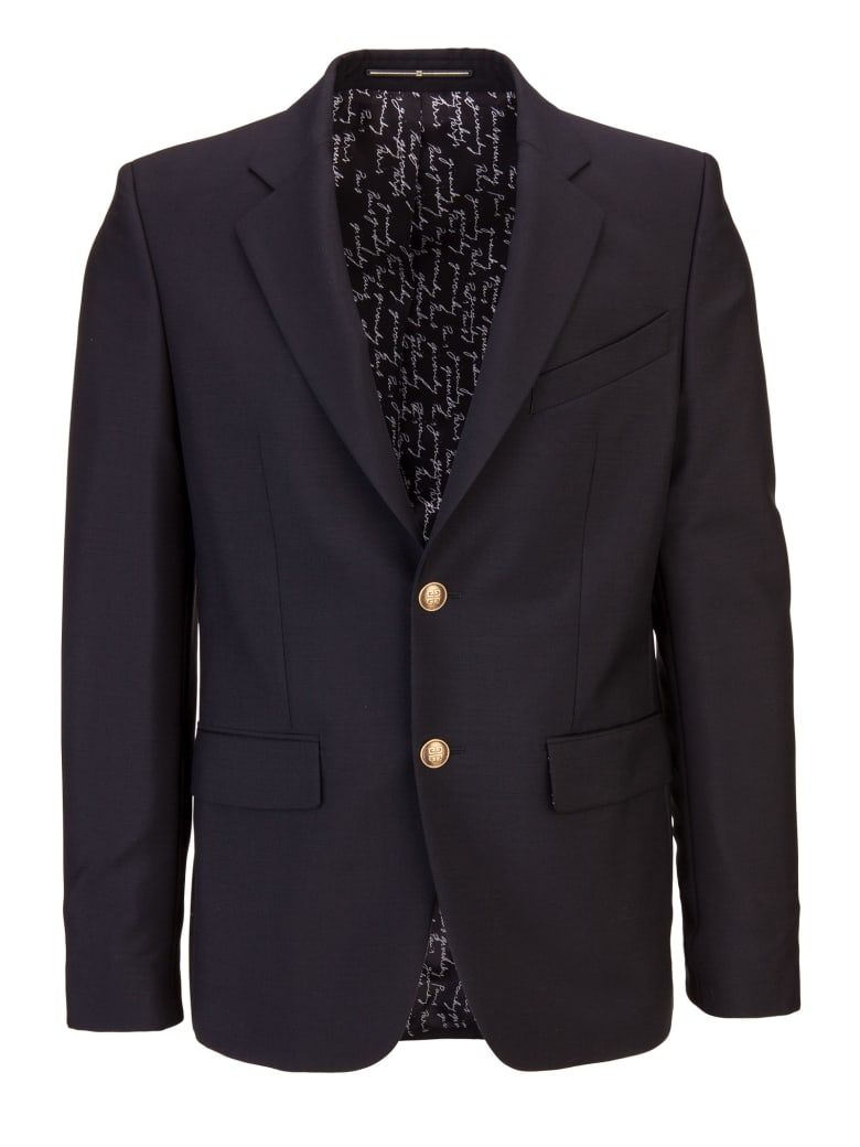 Givenchy Blazer - Black