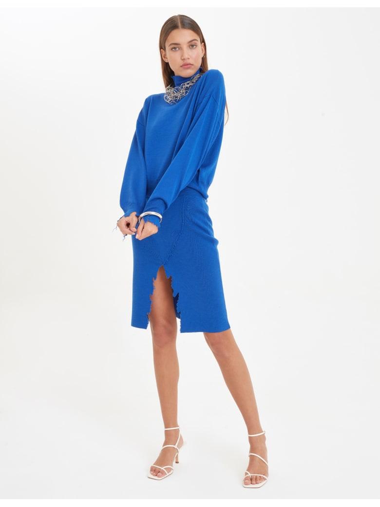 Antonella Rizza EMILY Knit - Blu Eletric