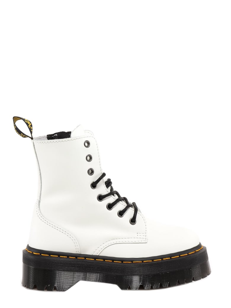 Dr. Martens Ankle Boots - White