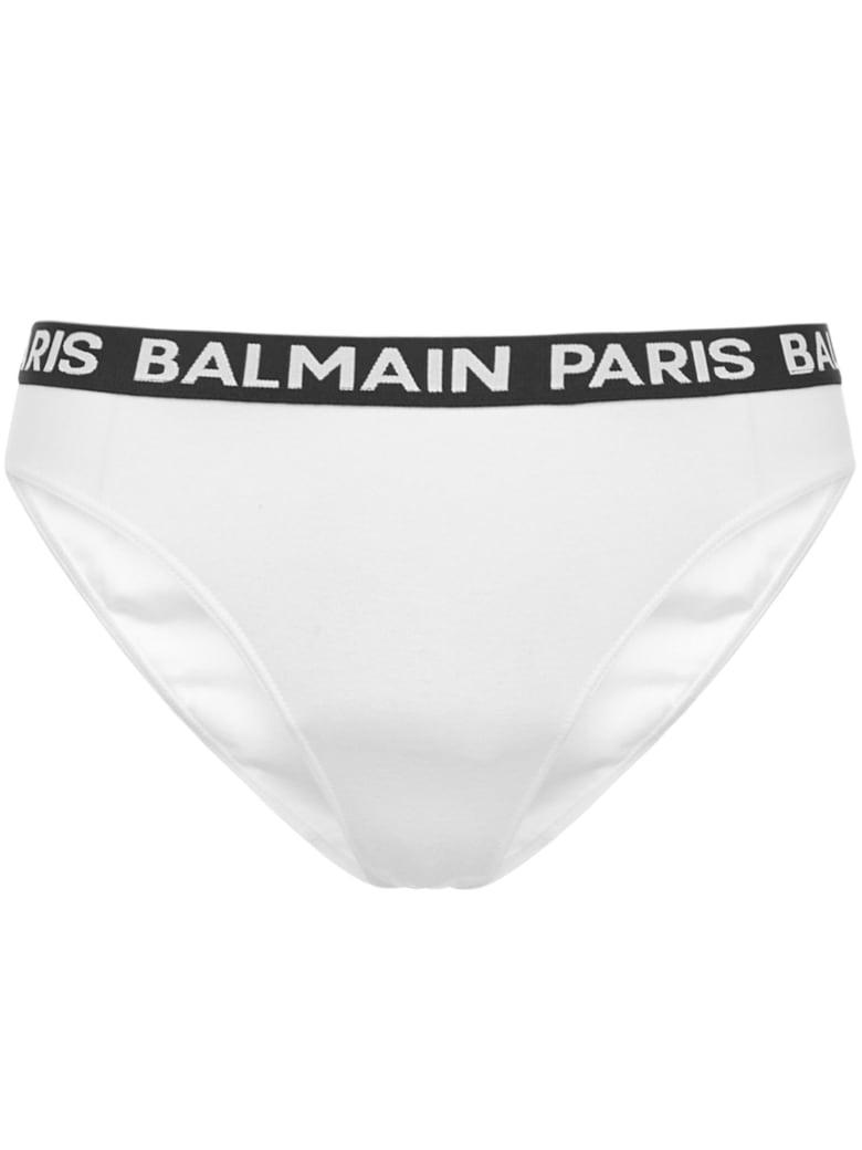 Balmain Pierre Balmain Underswear Slip - White