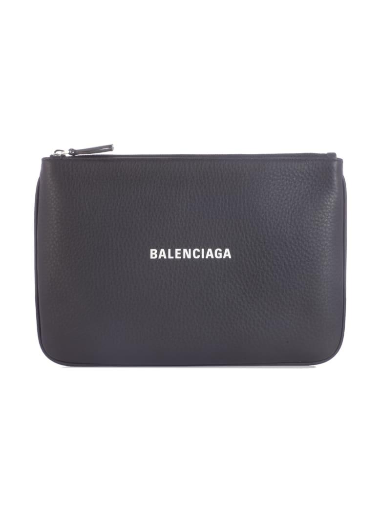 Balenciaga Everyday Pouch - Noir Blanc