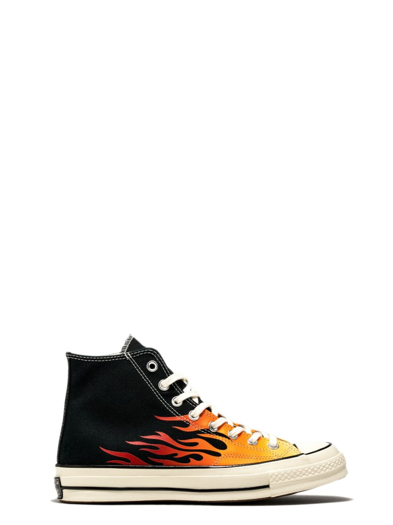 all star converse fiamme