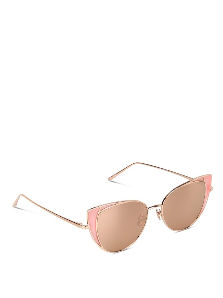 Linda Farrow LFL855 Sunglasses