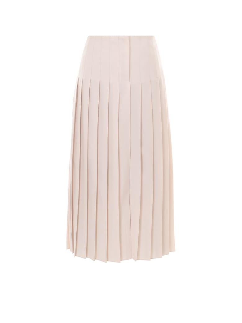 Brunello Cucinelli Skirt - White