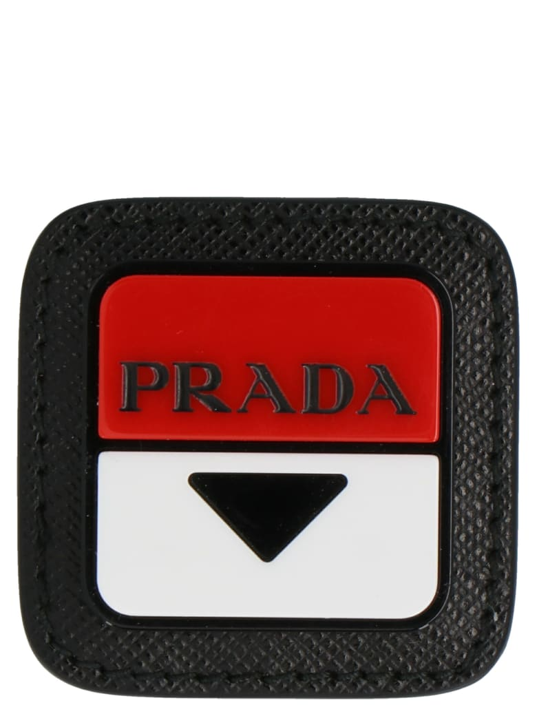 Prada Pin - Black