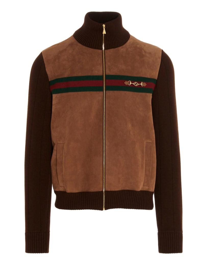 Gucci Jacket - Brown Mix