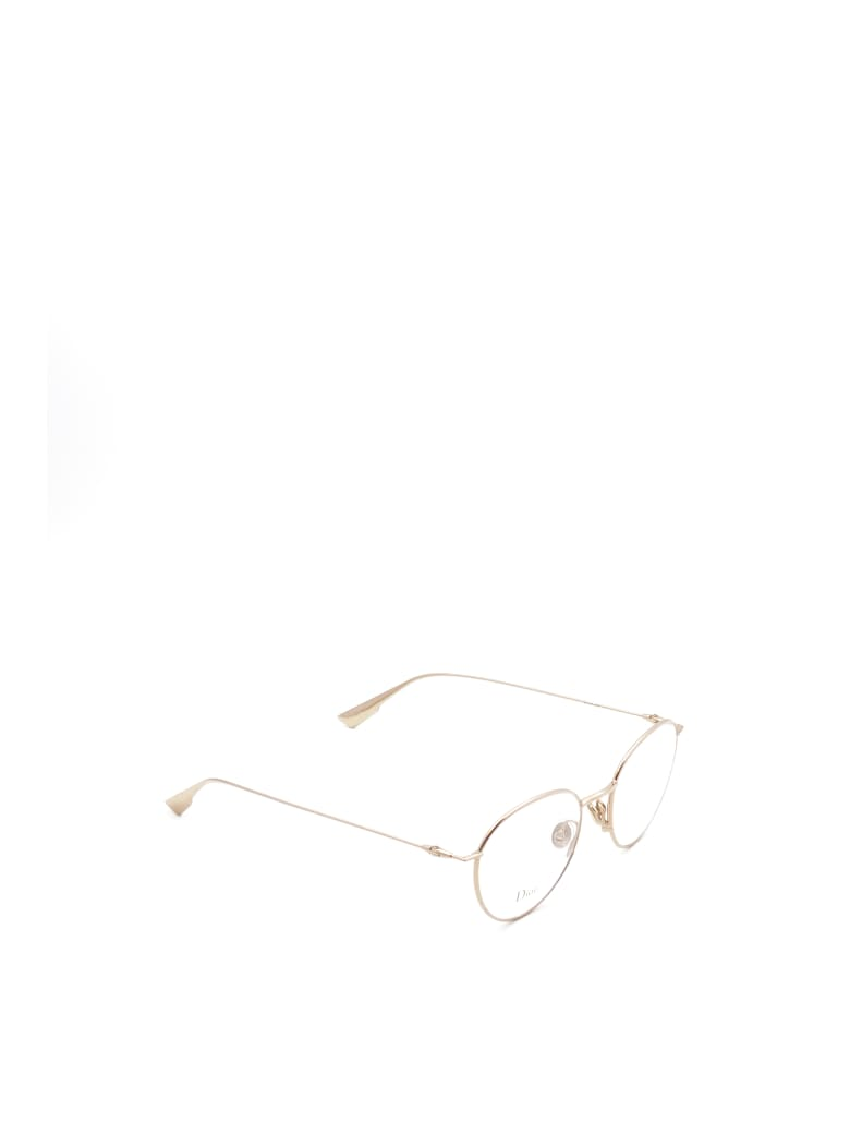 Christian Dior DIORSTELLAIREO2 Eyewear - Gold