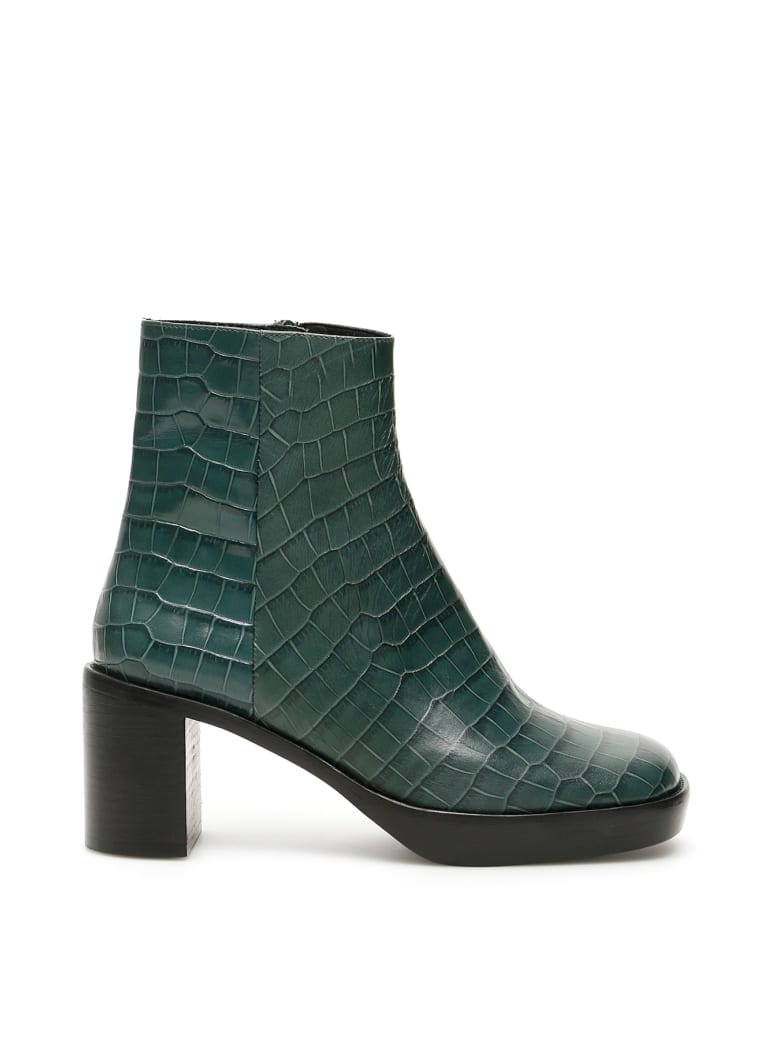 BY FAR Ellen Boots - GREEN (Green)