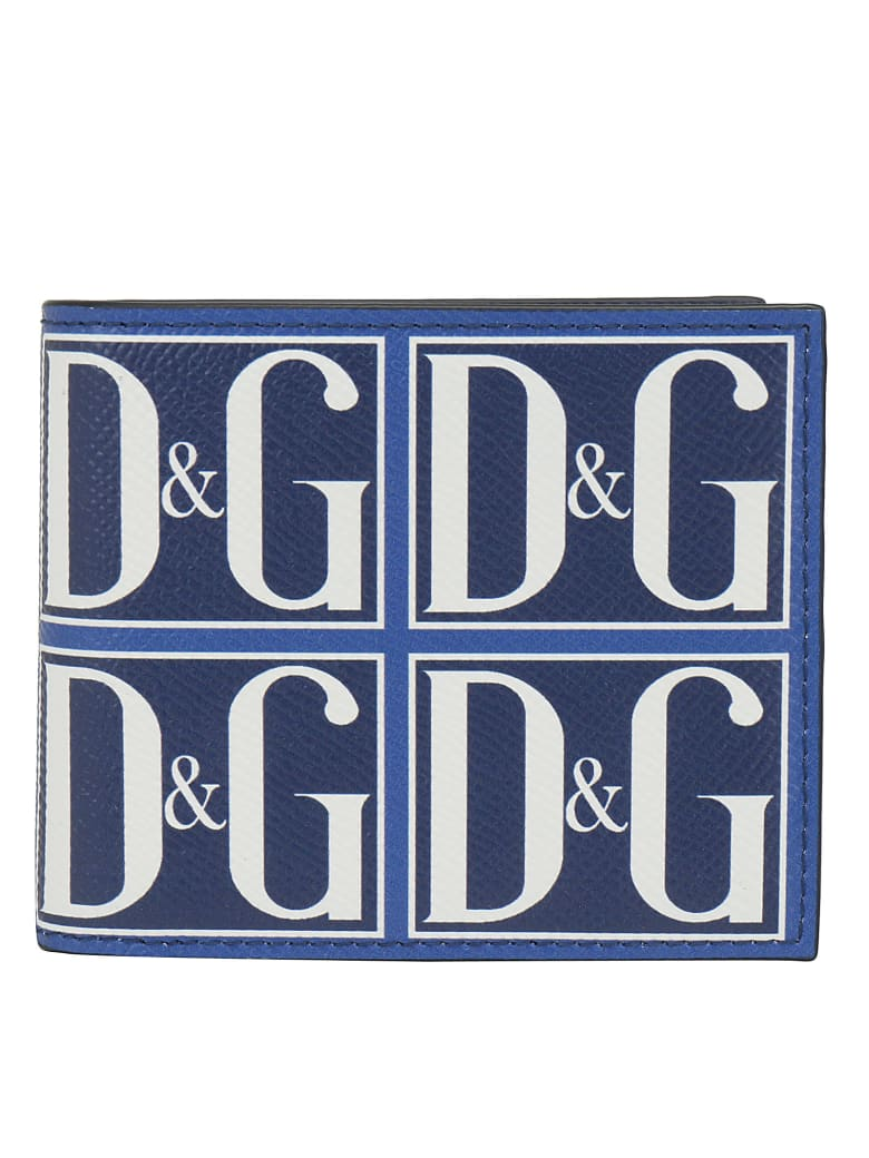 Dolce & Gabbana Wallet - Blue