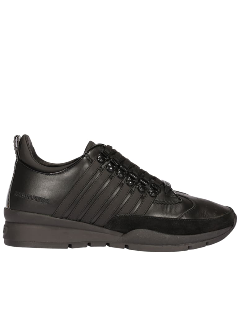 Dsquared2 251 Sneakers - Black