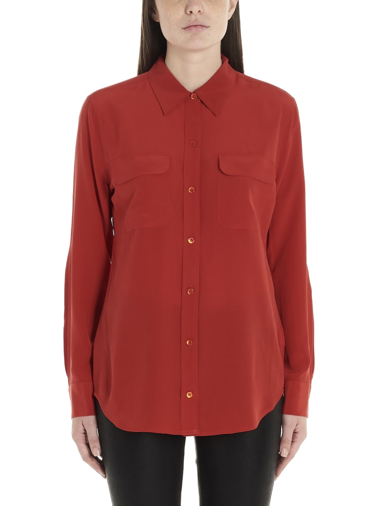 Equipment Shirt - Red