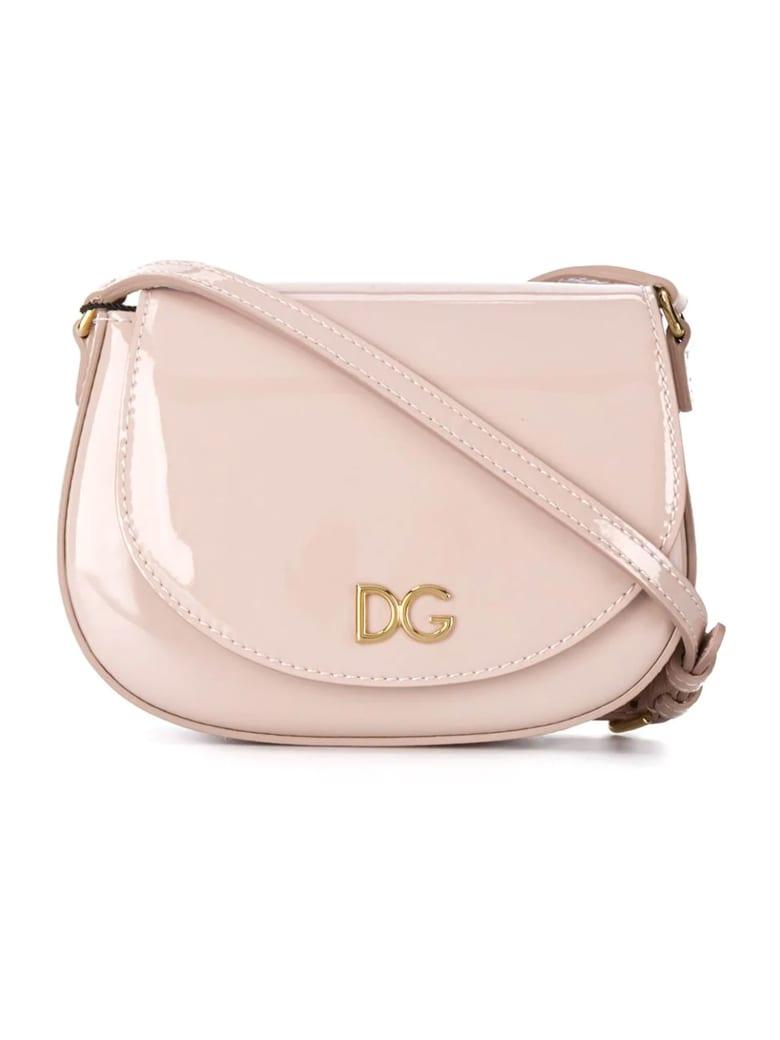 Dolce & Gabbana Pink Shoulder Bag - Rosa