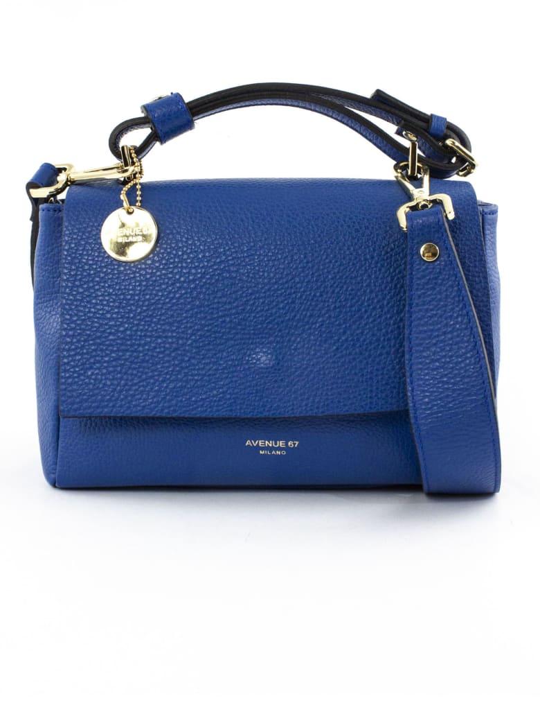 Avenue 67 Blue Elettra Xs Shoulder Bag - Bluette