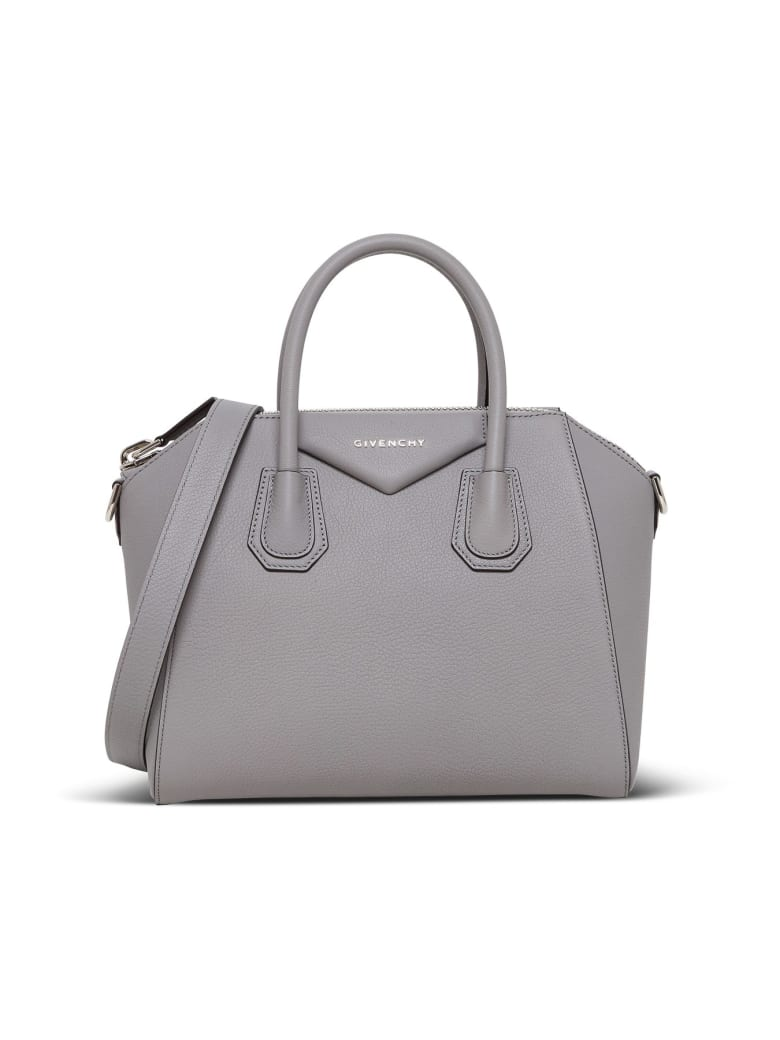 Givenchy Antigona Small Tote Bag - Grey