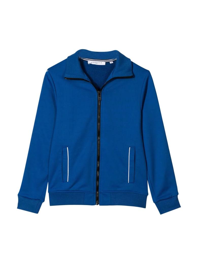Givenchy Blue Sweatshirt - Blu