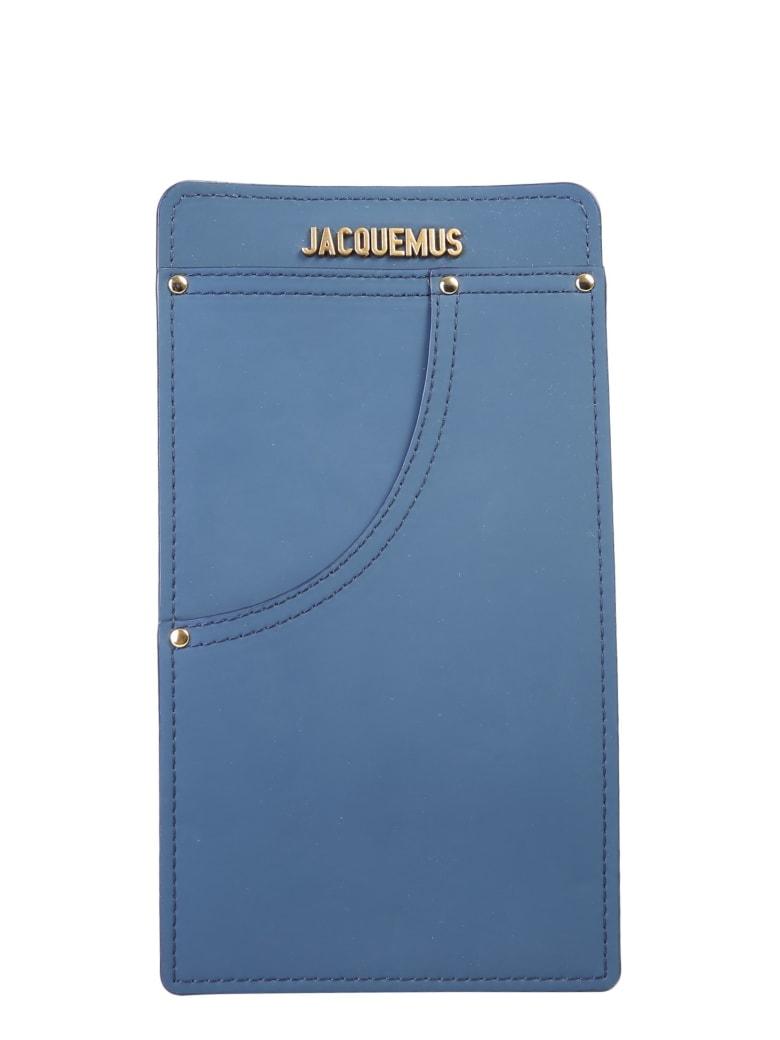 Jacquemus La Poche Pocket - Blue