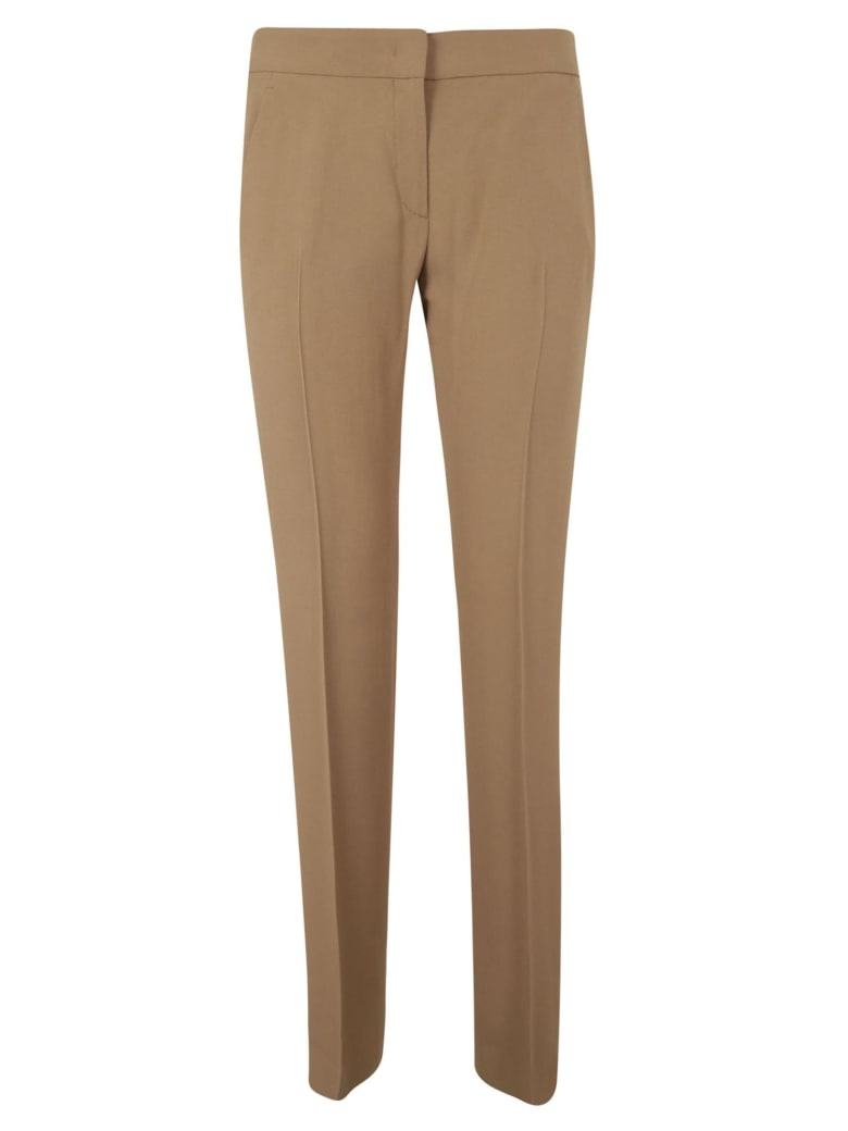 N.21 Woven Trousers - Brown