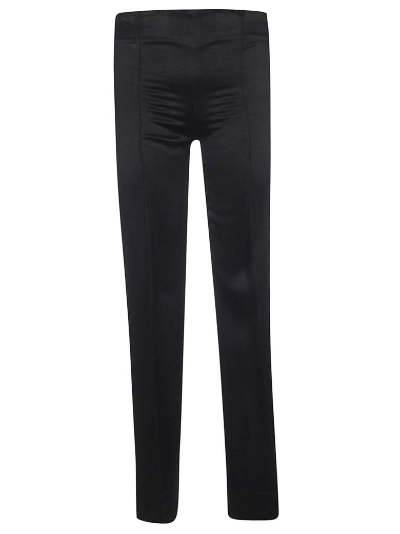 Erika Cavallini Wide Leg Trousers - Black
