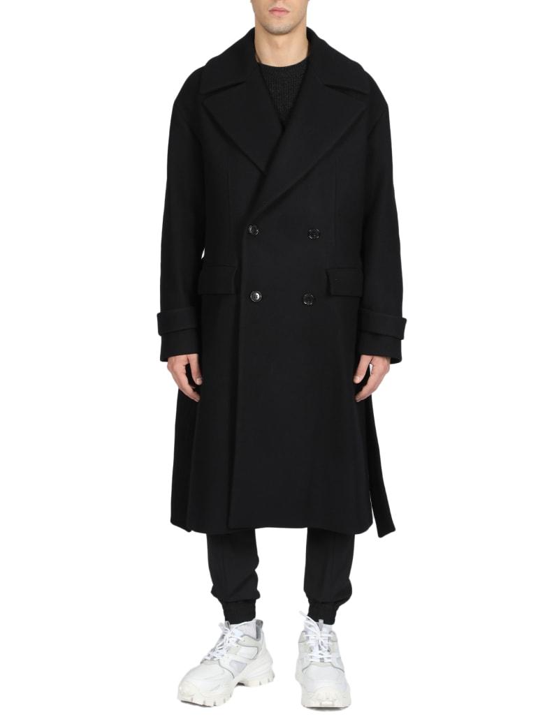 Juun.J Coat - Nero