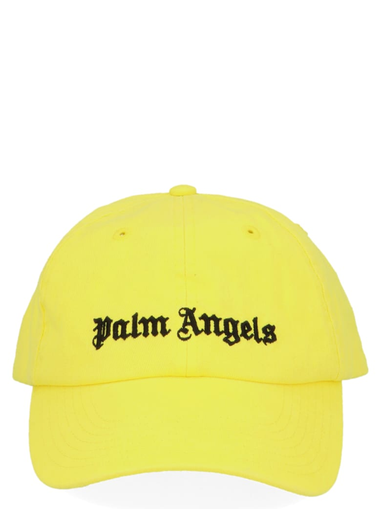 Palm Angels Cap - Giallo