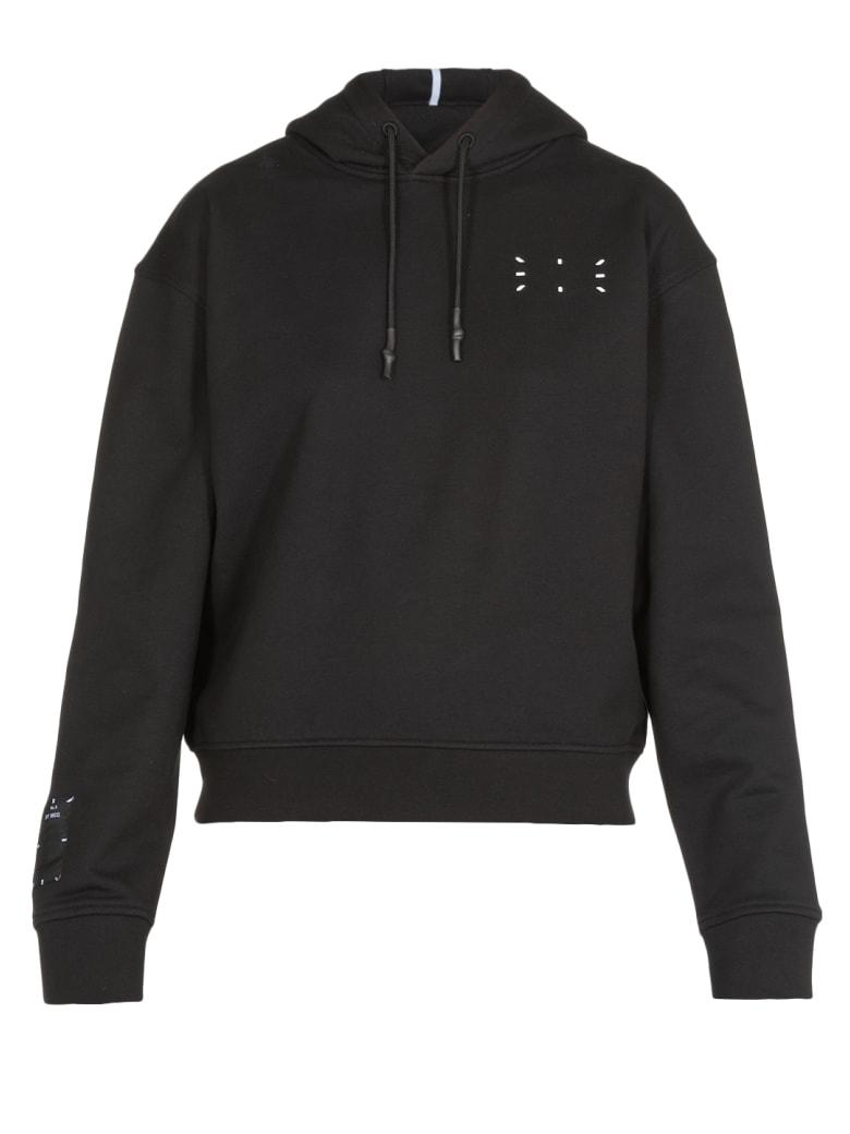 McQ Alexander McQueen Cotton Sweatshirt - Darkest Black